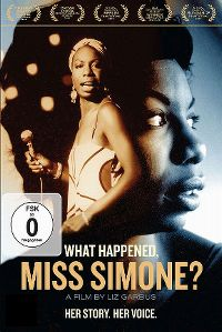 Cover Soundtrack / Nina Simone - What Happened, Miss Simone? Her Story. Her Voice [DVD]